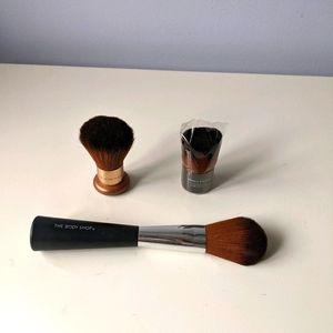 The Body Shop Face Brush Set